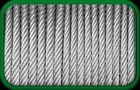 Galvanized Air Craft Cable