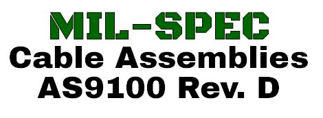 Mil-Spec Assemblies AS9100 Rev. D