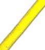 5/32 Yellow Fibertex Bungee Cord