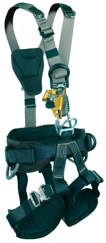 YATES BASIC ROPE ACCESS PROFESSIONAL HARNESS