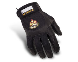Black Leather Setwear Gloves - SWP-09-007 thru 012