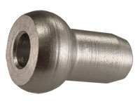 MS20664C8 Single Shank Ball Fitting for 1/4 Cable