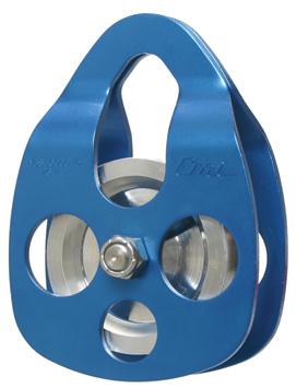 CMI RP103 Blue Aluminum Pulley
