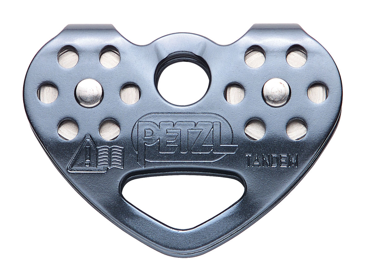 Petzl, Tandem, Double Pulley, SPEED