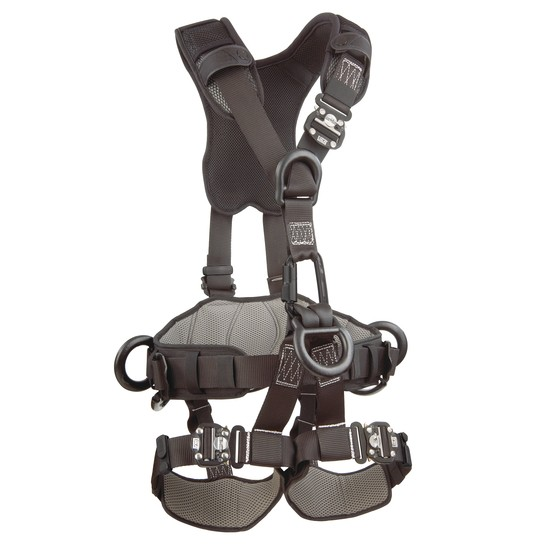DBI Exofit Nex Rope Access/rescue Harness, 5D rings Black