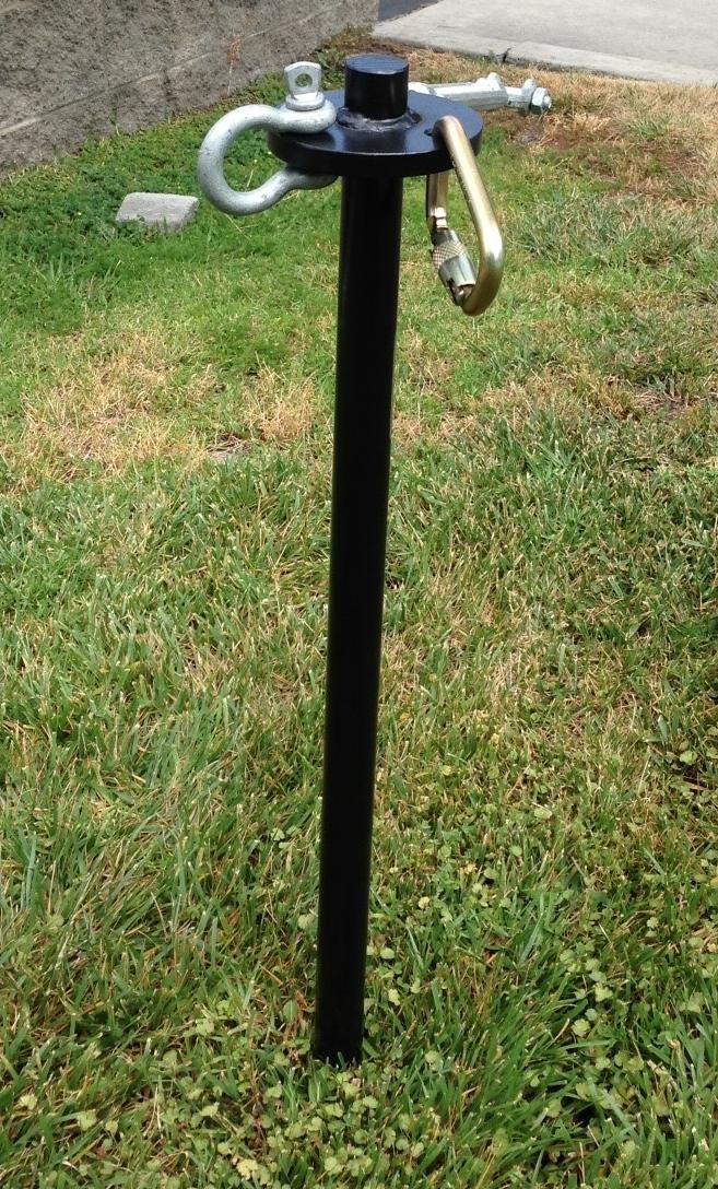 30 Tie Down Ground Anchor (Bull Prick)
