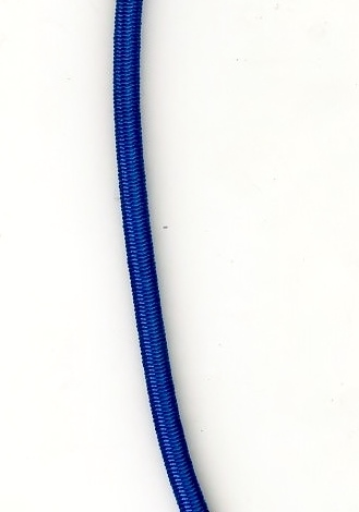 1/8 Blue Nylon Bungee Cord