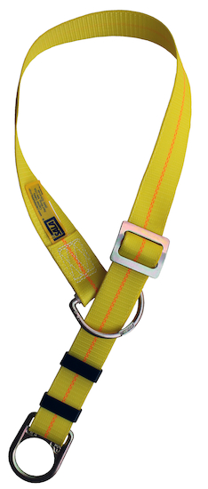 DBI 3 Adjustable Pass-thru Crossarm Strap