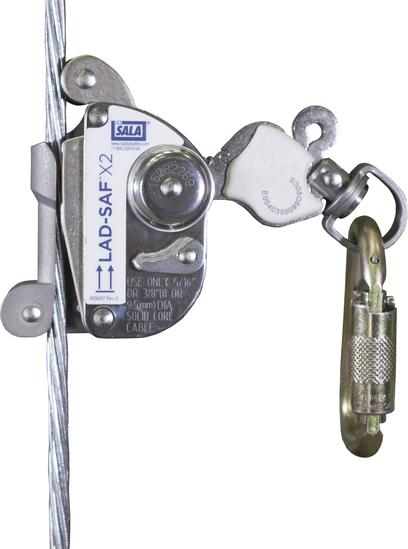 DBI Sala Lad-Saf X2 Detachable Cable Sleeve