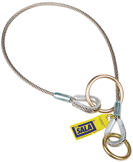 DBI Sala 6 Cable Tie-Off Adaptor