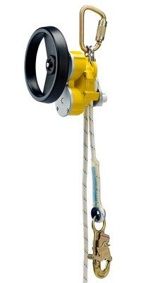 DBI Sala Rollgiss R550 Rescue and Descent Device, 50ft