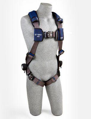 DBI Sala 1113001 ExoFit NEX Vest-Style Harness, Small