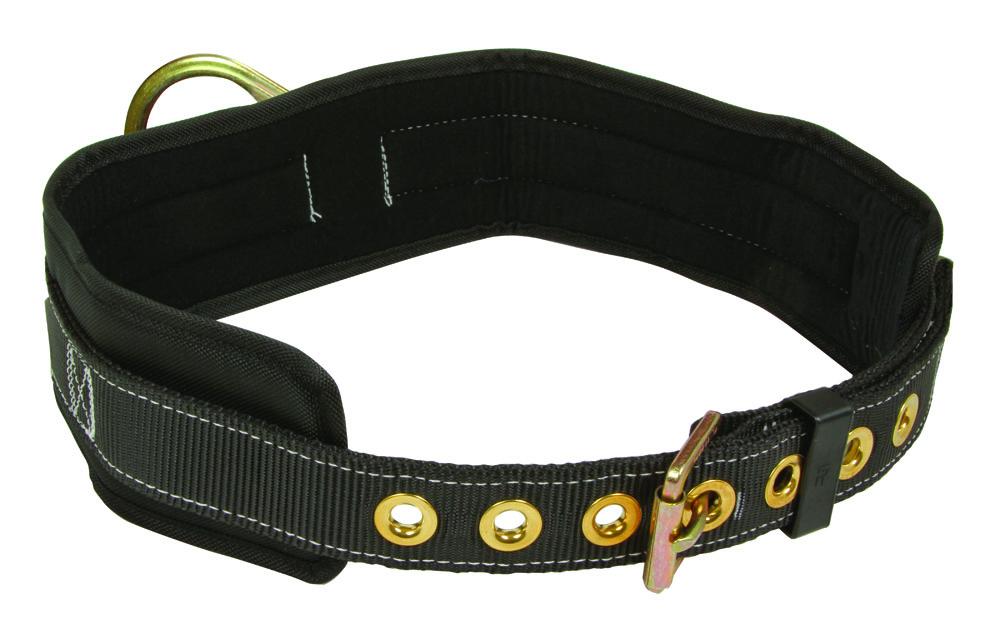 Fall Tech 1 D-Ring, Lumbar, Safety Belt