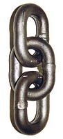 SHOT PEENED HIGH TEST CHAIN, SYSTEM 4, 1/4