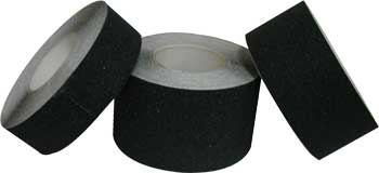 2 X 60, 32MIL., 60 GRIT NON-SKID TAPE FOR INDOOR/OUTDOOR USE