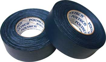 2 X 60 YARDS BLUE POLYKEN-510 GAFFERS TAPE(24/CS)