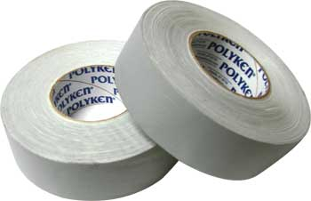 2 X 60 YARDS GRAY POLYKEN-510 GAFFERS TAPE(24/CS)