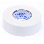 1 X 60 YARDS WHITE POLYKEN-510 GAFFERS TAPE(48/CS)