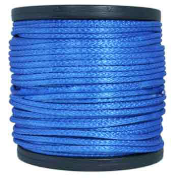 3/16 AMSTEEL BLUE ROPE