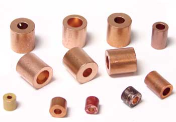 1/16 COPPER STOP NICOPRESS SLEEVE