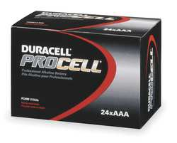 AAA (1.5V) Duracell Procell Battery
