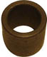 "MRO BLOCK SPACER, I.D. 3/8"", O.D. 1/2"", LENGTH 1/2"""