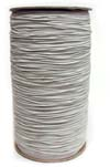 "1/16"" 1MM) Solid White Polyester Bungee Cord"