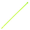 "11-1/2"" FLOURESCENT GREEN CABLE TIE, 50LB. TEST, 100 PACK"