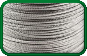 Stainless Steel Aircraft Cable Type 302/304