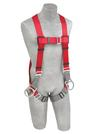 Protecta Vest Style Full Body Harness with Side & Back D Rings & Pass-thru buckle leg straps
