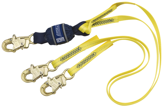 DBI Sala Force2 6' Tie-Off Shock Absorbing Lanyard
