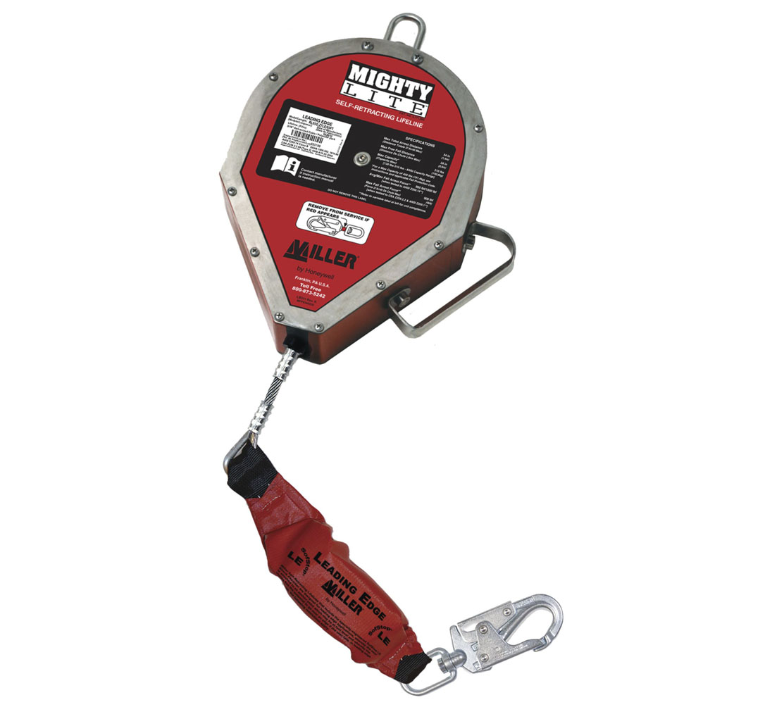 Miller MightyLite Self-Retracting Lifeline