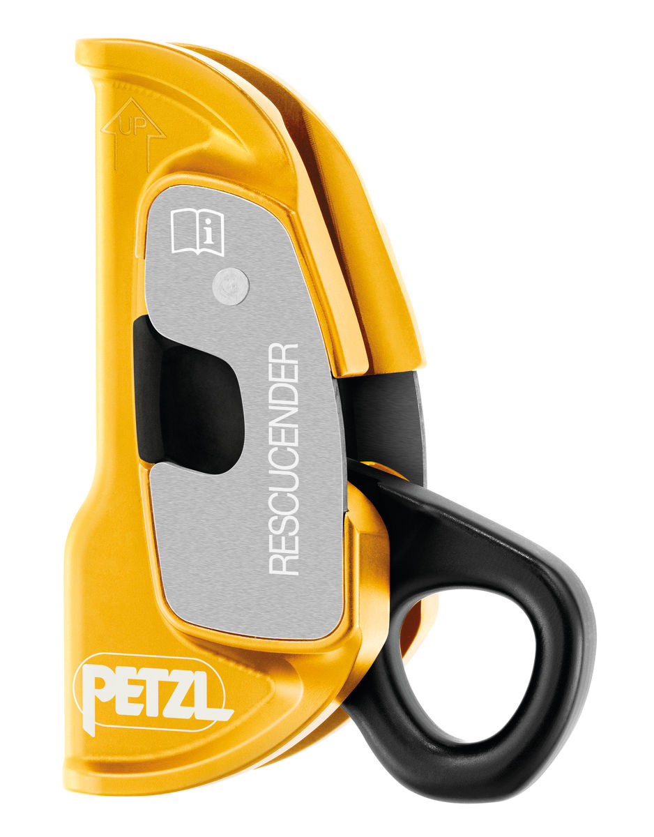 Petzl Rescucender Rope Grab, 9-13mm