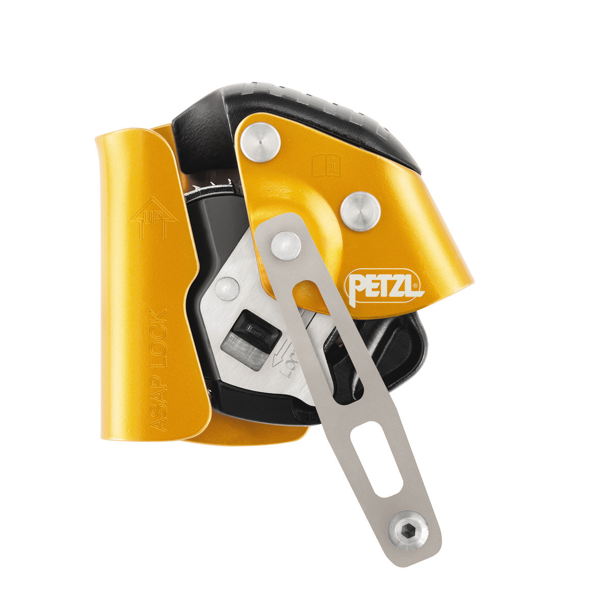 Petzl ASAP Lock Mobile Fall Arrestor w/ Locking function