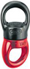 PETZL LARGE BLACK/RED SWIVEL, P58L,