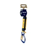 DBI-SALA Nano-Lok Quick Connect Self Retracting Lifeline, Web, 6 ft.