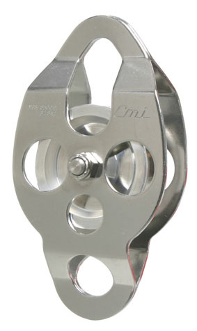 CMI RP112 Double End Stainless Steel Pulley