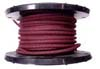 "5/16"" MAHOGANY COTTON BELL CORD WITH WIRE CORE CENTER"