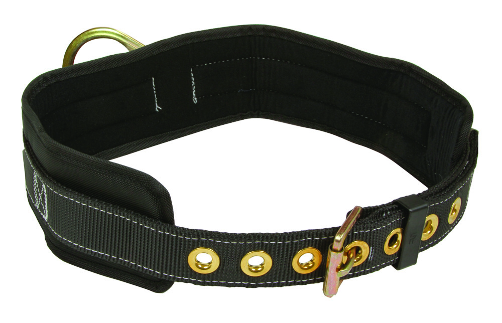 Fall Tech 1 D-Ring, Lumbar, Safety Belt