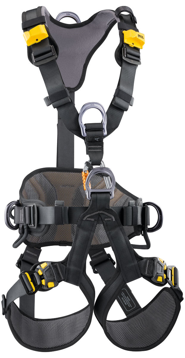 PETZL AVAO BOD FAST ROPE RESCUE HARNESS