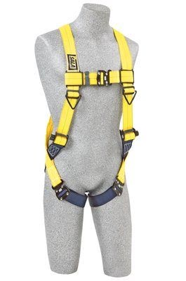 DBI 1110600 Delta Vest-Style Harness, Uiniversal