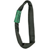 "18"" WIRE CORE ROUND SLING (GAC FLEX), BLACK"