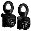 Rock Exotica P41 Aztek Pulley Set - Black